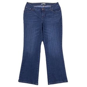 Lee Jeans Perfect Fit Bootcut Mid Rise Stretch 20W